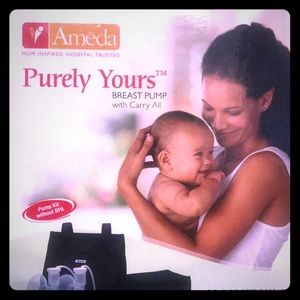 """Ameda """"Purely Yours"""" breast pump"""